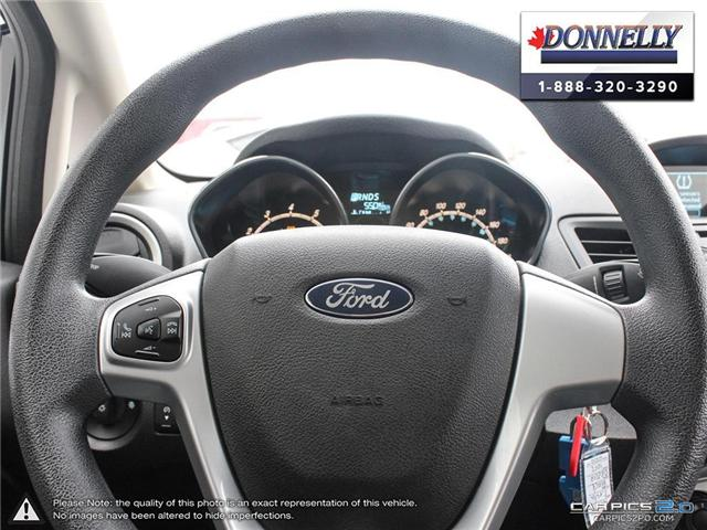 2014 Ford Fiesta SE (Stk: CLDR821A) in Ottawa - Image 14 of 28