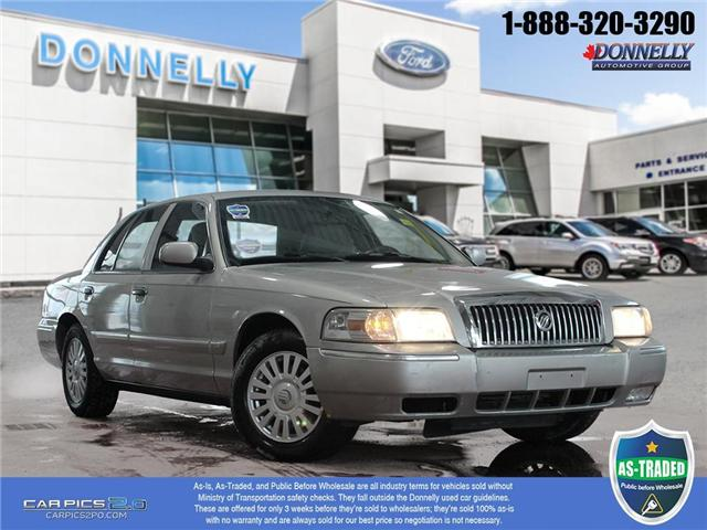 2007 Ford Grand Marquis LS Ultimate (Stk: PBWDS267B) in Ottawa - Image 1 of 29