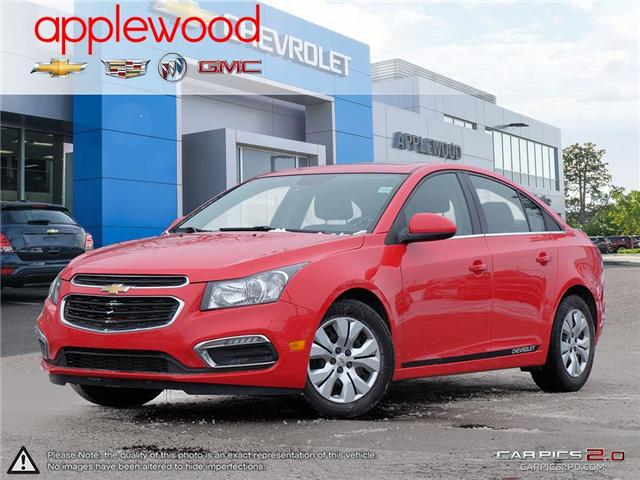 2015 Chevrolet Cruze 1LT (Stk: 8627P1) in Mississauga - Image 1 of 26