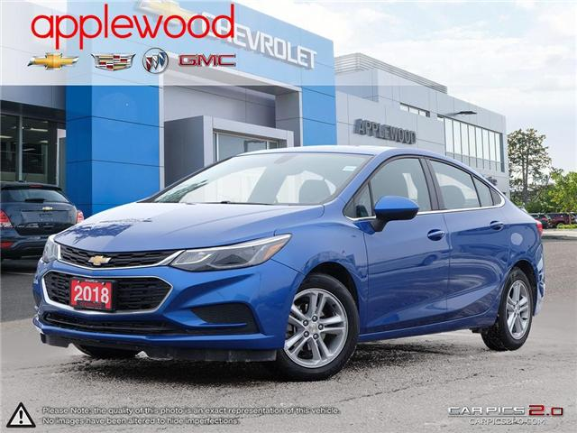 2018 Chevrolet Cruze LT Auto (Stk: 8020A) in Mississauga - Image 1 of 28