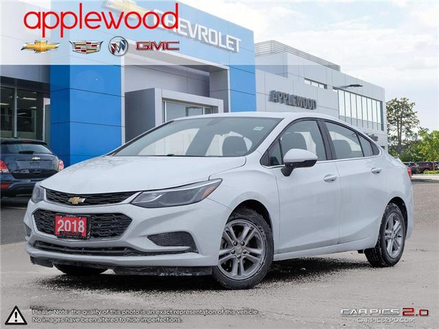2018 Chevrolet Cruze LT Auto (Stk: 6578P) in Mississauga - Image 1 of 27