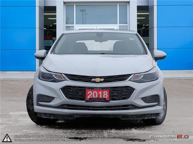 2018 Chevrolet Cruze LT Auto (Stk: 6578P) in Mississauga - Image 2 of 27