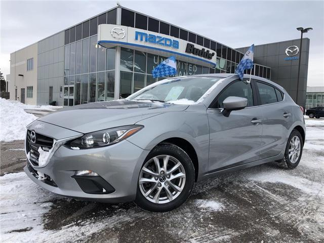 2016 Mazda Mazda3 GS (Stk: P3397) in Oakville - Image 1 of 19