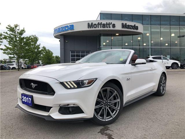 2017 Ford Mustang GT Premium (Stk: 26856) in Barrie - Image 1 of 22