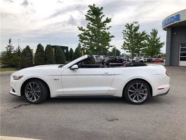 2017 Ford Mustang GT Premium (Stk: 26856) in Barrie - Image 2 of 22
