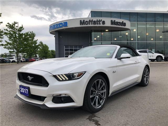 2017 Ford Mustang GT Premium (Stk: 26856) in Barrie - Image 3 of 22