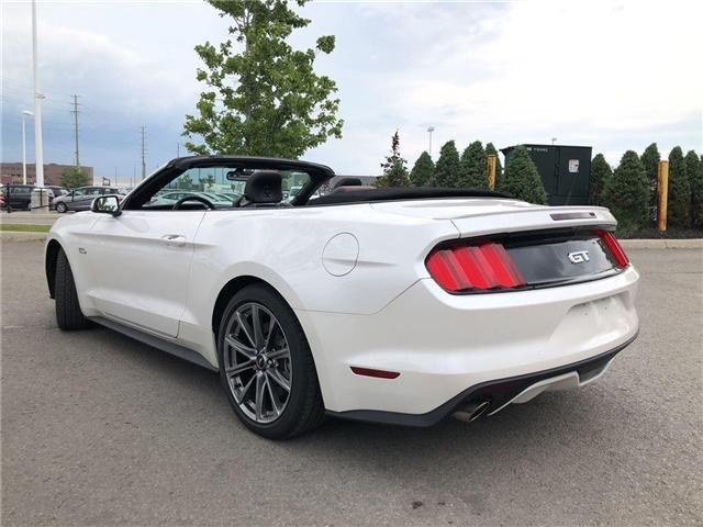 2017 Ford Mustang GT Premium (Stk: 26856) in Barrie - Image 4 of 22