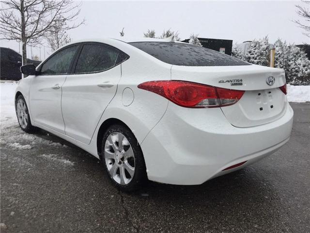 2013 Hyundai Elantra L (Stk: P6640B) in Barrie - Image 2 of 14