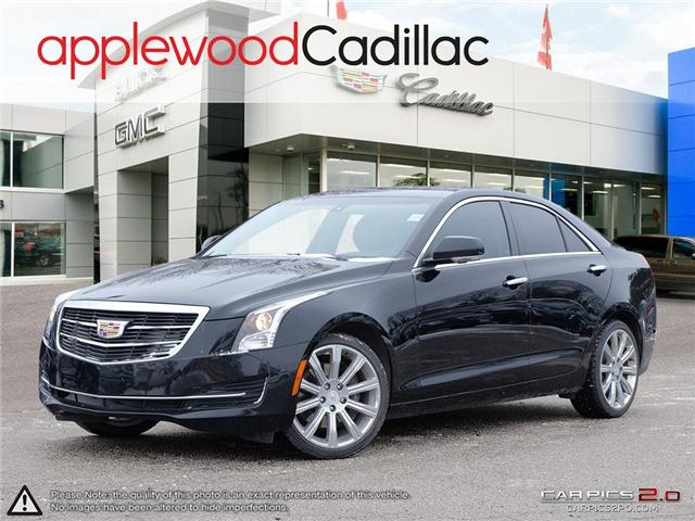 2015 Cadillac ATS 2.0L Turbo Luxury (Stk: 1240P) in Mississauga - Image 1 of 28