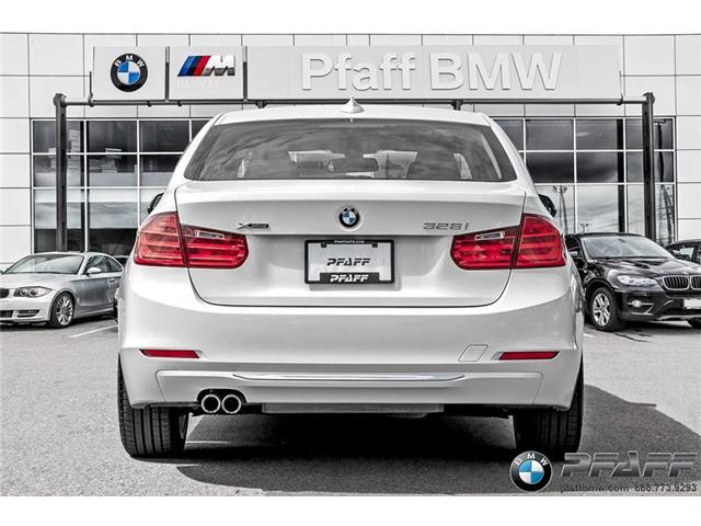 2014 BMW 328i xDrive (Stk: 21921A) in Mississauga - Image 3 of 4