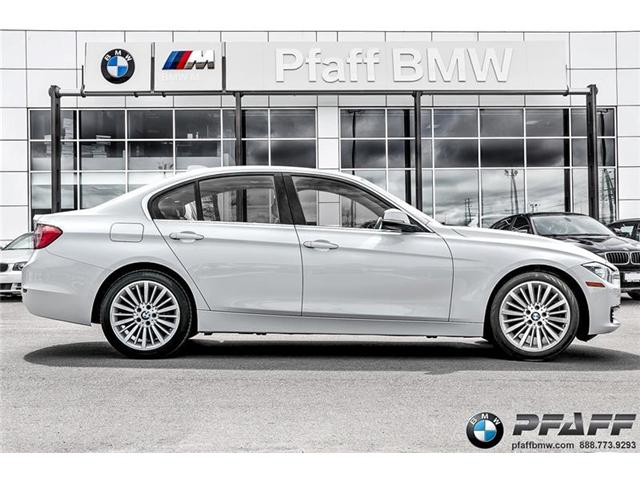 2014 BMW 328i xDrive (Stk: 21921A) in Mississauga - Image 4 of 4