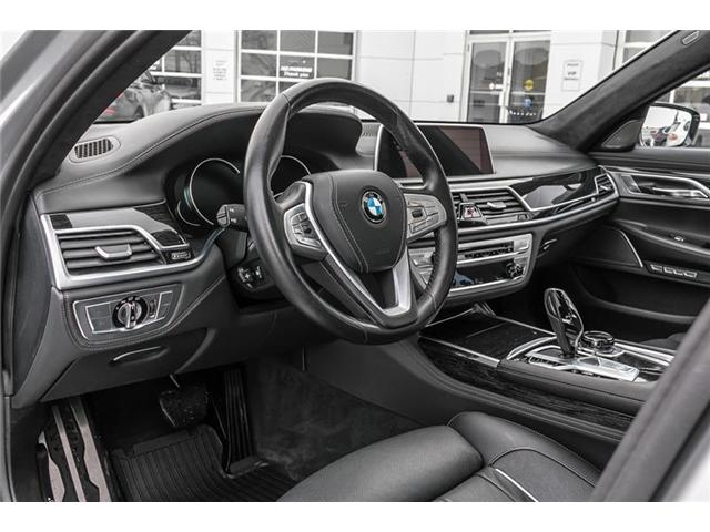 2016 BMW 750i xDrive (Stk: U5252) in Mississauga - Image 2 of 20