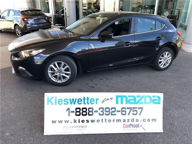 2014 Mazda Mazda3 GS-SKY (Stk: U3629) in Kitchener - Image 1 of 27