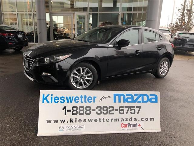 2016 Mazda Mazda3 GS (Stk: U3743) in Kitchener - Image 1 of 21