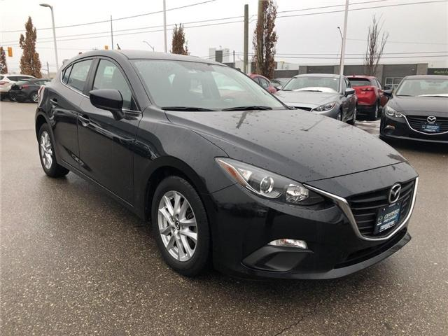 2016 Mazda Mazda3 GS (Stk: U3743) in Kitchener - Image 9 of 21