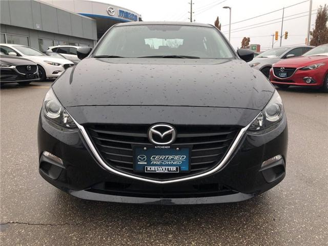 2016 Mazda Mazda3 GS (Stk: U3743) in Kitchener - Image 10 of 21