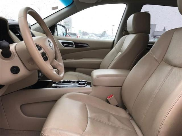 2014 Nissan Pathfinder Hybrid Platinum Premium (Stk: 23834T) in Newmarket - Image 12 of 19