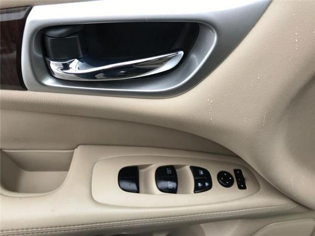 2014 Nissan Pathfinder Hybrid Platinum Premium (Stk: 23834T) in Newmarket - Image 13 of 19