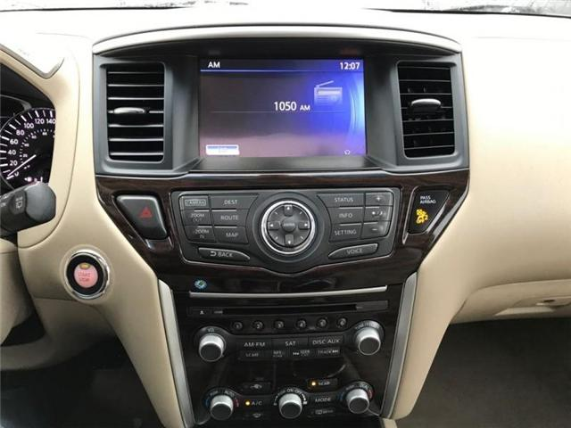 2014 Nissan Pathfinder Hybrid Platinum Premium (Stk: 23834T) in Newmarket - Image 16 of 19