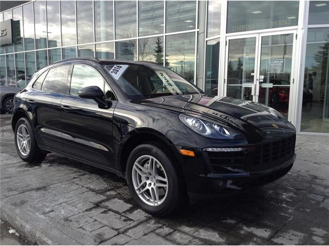 2016 Porsche Macan S (Stk: 3891A) in Calgary - Image 1 of 10
