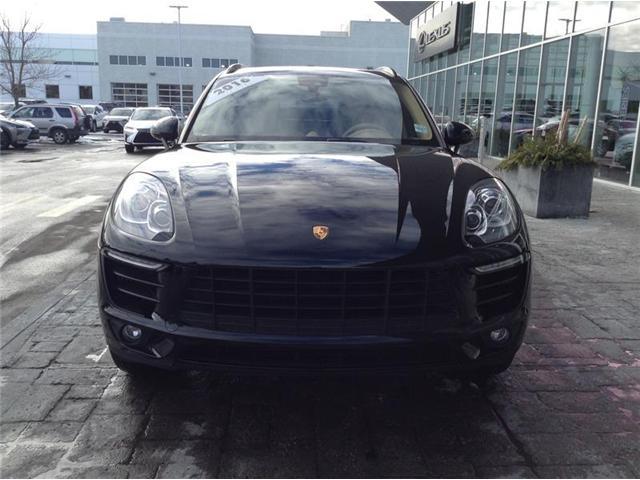 2016 Porsche Macan S (Stk: 3891A) in Calgary - Image 3 of 10