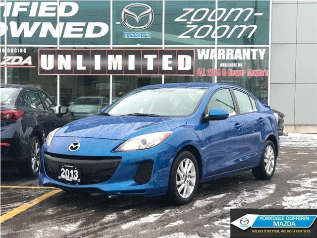 2013 Mazda Mazda3 GX (Stk: P1788) in Toronto - Image 1 of 21