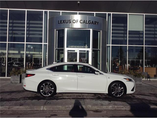 2019 Lexus ES 350 Premium (Stk: 190229) in Calgary - Image 1 of 8