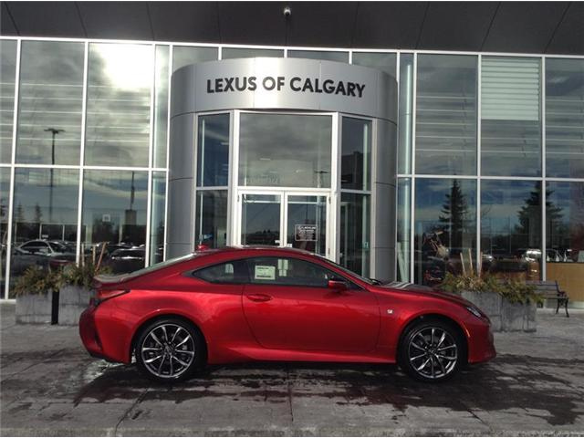 2019 Lexus RC 300 Base (Stk: 190343) in Calgary - Image 1 of 8