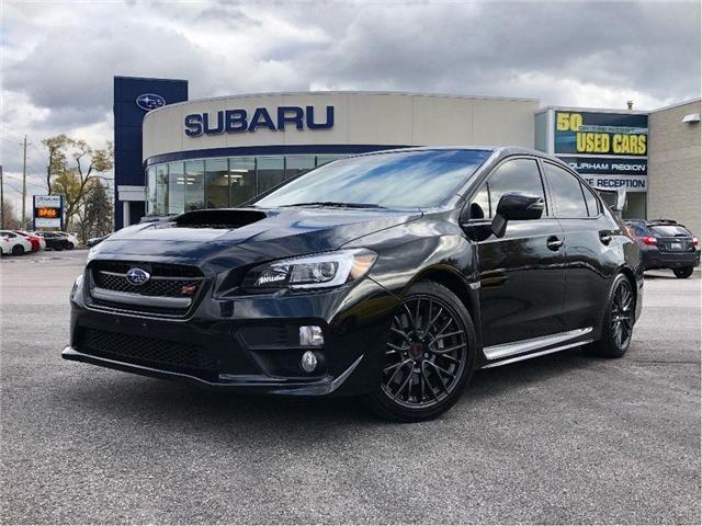 Sti For Sale >> 2017 Subaru Wrx Sti Sport Sti At 37568 For Sale In Whitby