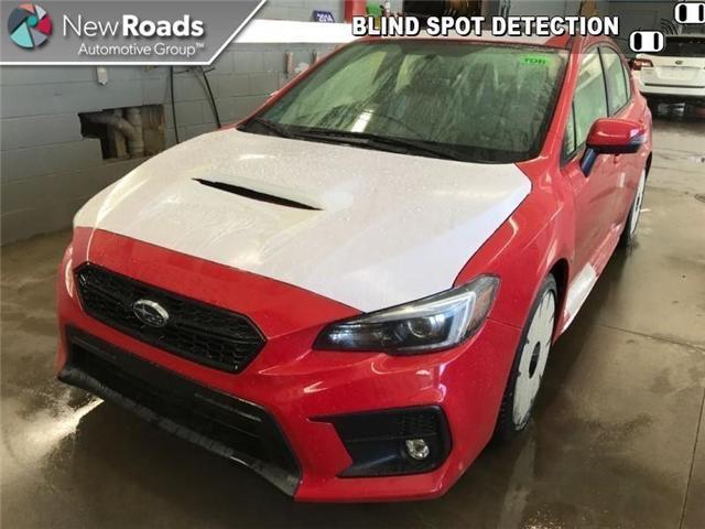 2019 Subaru WRX Sport-tech (Stk: S19250) in Newmarket - Image 1 of 8