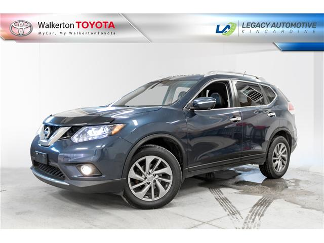 2015 Nissan Rogue SL (Stk: P8225) in Walkerton - Image 1 of 25