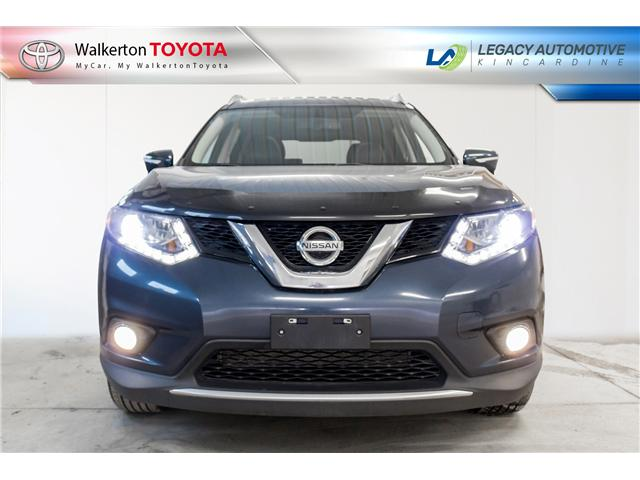 2015 Nissan Rogue SL (Stk: P8225) in Walkerton - Image 2 of 25