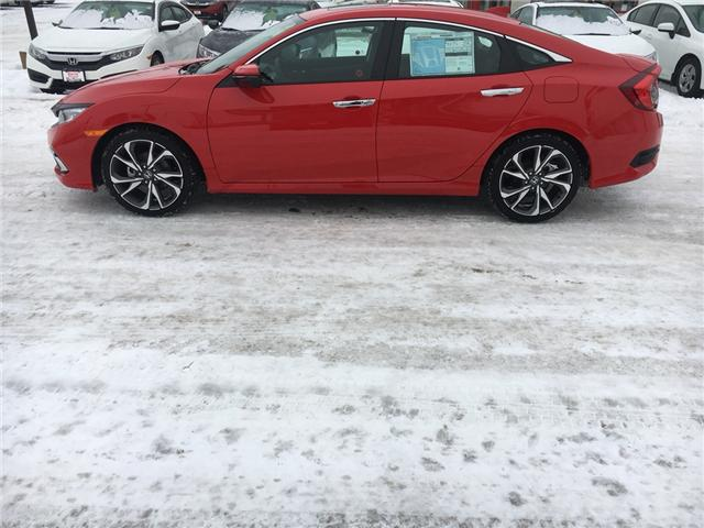 2019 Honda Civic Touring (Stk: 19176) in Barrie - Image 2 of 15