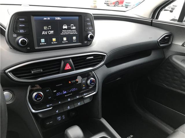 2019 Hyundai Santa Fe Preferred 2.4 (Stk: U3328) in Charlottetown - Image 14 of 20
