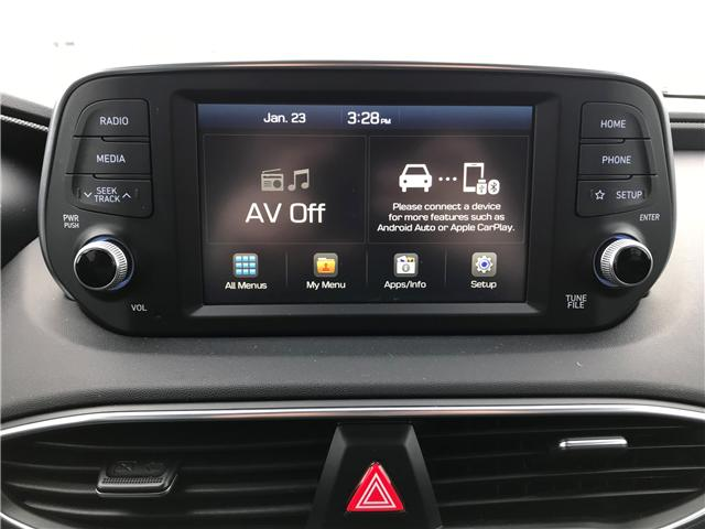 2019 Hyundai Santa Fe Preferred 2.4 (Stk: U3328) in Charlottetown - Image 15 of 20