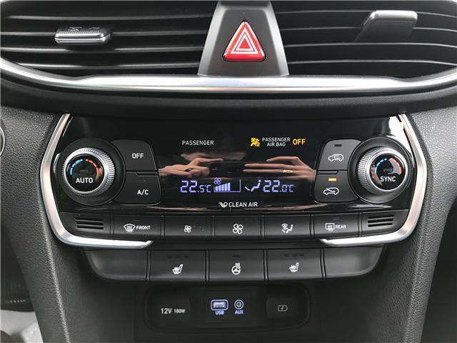 2019 Hyundai Santa Fe Preferred 2.4 (Stk: U3328) in Charlottetown - Image 16 of 20
