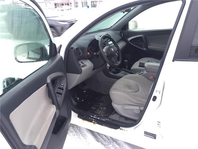 2011 Toyota RAV4 Base V6 (Stk: ) in Garson - Image 5 of 8