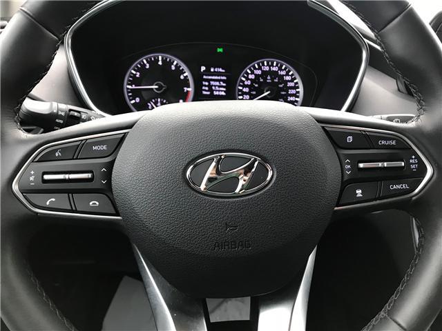 2019 Hyundai Santa Fe Preferred 2.4 (Stk: U3328) in Charlottetown - Image 19 of 20