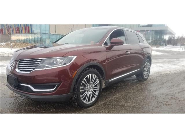 2016 Lincoln MKX Reserve (Stk: 19NS0529A) in Unionville - Image 3 of 24