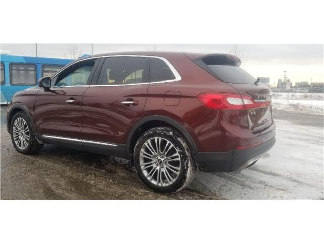 2016 Lincoln MKX Reserve (Stk: 19NS0529A) in Unionville - Image 5 of 24