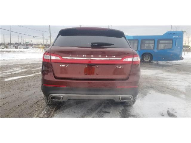 2016 Lincoln MKX Reserve (Stk: 19NS0529A) in Unionville - Image 6 of 24