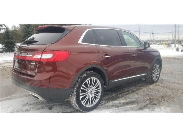 2016 Lincoln MKX Reserve (Stk: 19NS0529A) in Unionville - Image 7 of 24