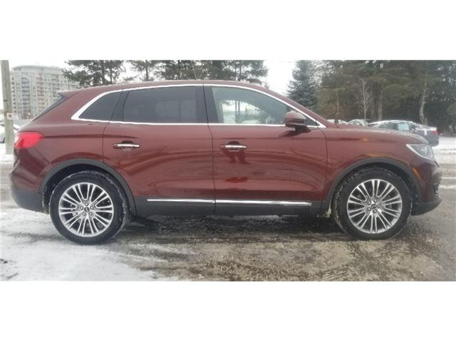 2016 Lincoln MKX Reserve (Stk: 19NS0529A) in Unionville - Image 8 of 24