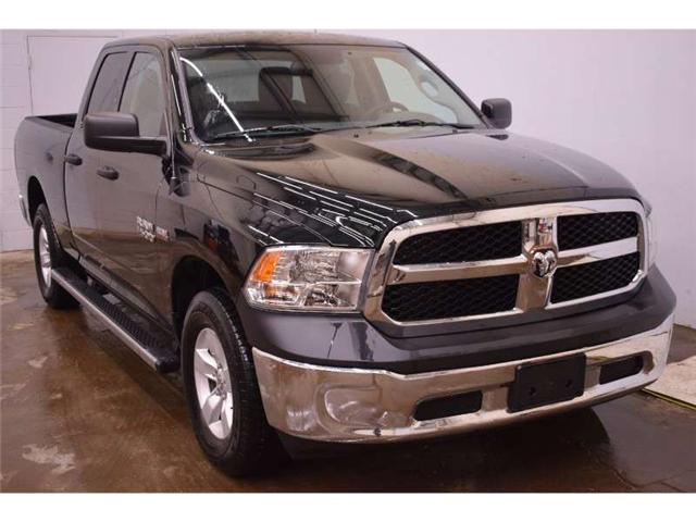 2017 RAM 1500 SXT 4X4 QUAD CAB-BACKUP CAM * SAT RADIO * LOW KM (Stk: B3094) in Cornwall - Image 2 of 30