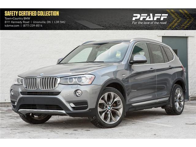 2015 BMW X3 xDrive28d (Stk: C11759) in Markham - Image 1 of 17
