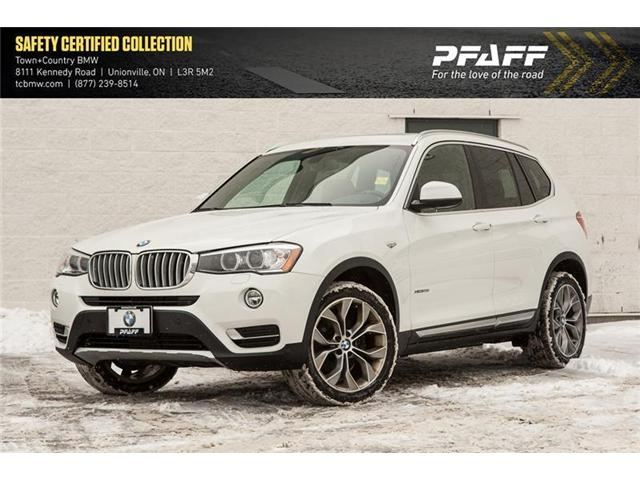 2015 BMW X3 xDrive28i (Stk: C11779) in Markham - Image 1 of 17