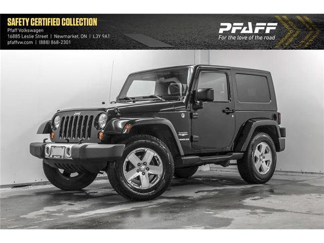 2008 Jeep Wrangler Sahara (Stk: V3809A) in Newmarket - Image 1 of 15