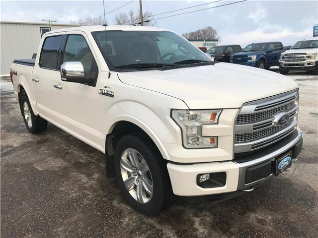 2015 Ford F-150 Platinum (Stk: 8323A) in Wilkie - Image 1 of 24