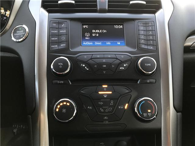 2017 Ford Fusion SE (Stk: 8U066) in Wilkie - Image 8 of 22