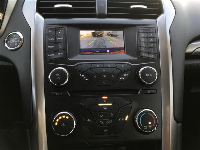 2017 Ford Fusion SE (Stk: 8U066) in Wilkie - Image 9 of 22